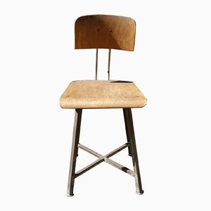 Vintage Desk Chair from Bemefa, 1960s