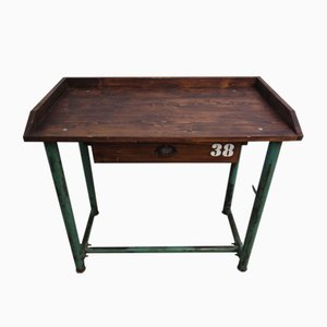 Vintage Industrial Desk, 1950s