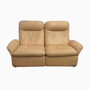 Modell DS66 2-Sitzer Sofa von de Sede, 1970er