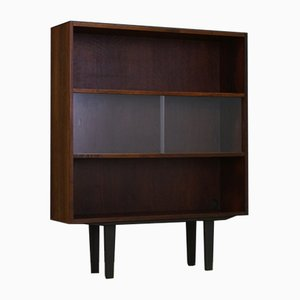 Vintage Danish Rosewood Display Cabinet