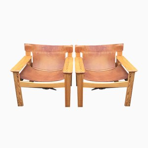 Model Natura Armchairs by Karin Mobring for Ikea, 1977, Set of 2