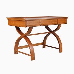 Dutch Oak Desk, 1940s