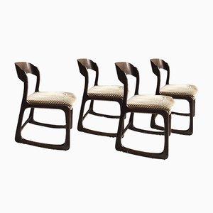 Vintage Stühle von Baumann, 4er Set
