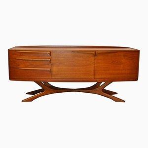 Schottisches Kreuzgestell Sideboard von Beithcraft, 1960er