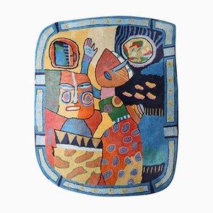 Niederländischer Teppich von Clemens Briels, 2000er