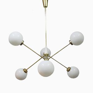 Vintage Sputnik Pendant