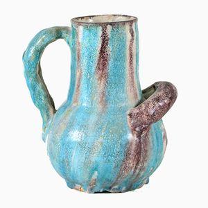 Keramik Vase von Avallone Vietri, 1920er