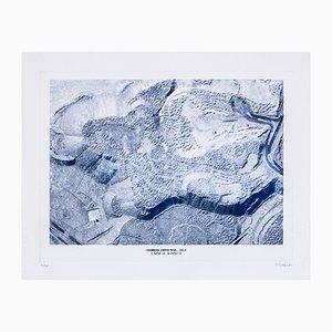 Copper Mine Etching Print No. 3 by David Derksen, 2018