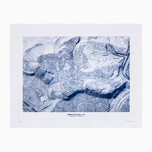 Copper Mine Etching Print No. 3 von David Derksen, 2018