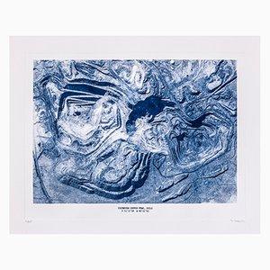 Copper Mine Etching Print No. 1 by David Derksen, 2018