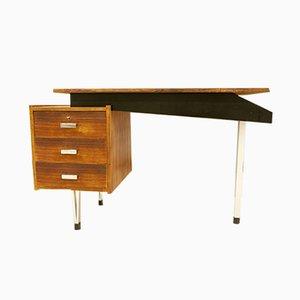 Niederländischer Vintage Schreibtisch mit Stativ von Cees Braakman für Pastoe