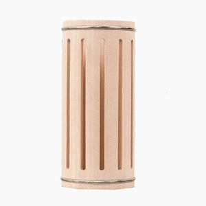 Vase Stilio Tall Hinoki Cypress par Buzzo-Lambertoni pour Hands on Design
