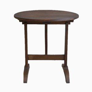 Antique Dark Brown Coffee Table