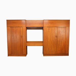 Mid-Century Wardrobes with Dressing Table from Austinsuite, 1960s