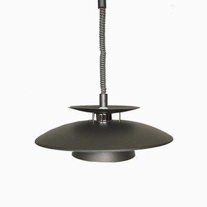 Scandinavian Pendant Lamp, 1980s