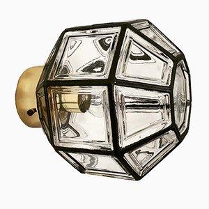 Brass Lamp from Limburg, 1960s