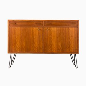 Teak Veneered Sideboard, 1960s