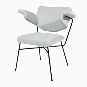 Italian Urania Armchair by BBPR Studio for Arflex, 1954