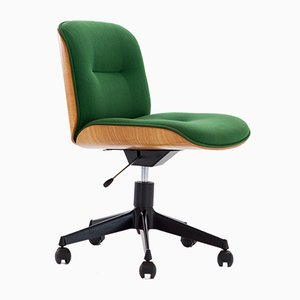 Italian Swivel Chair by Ico Parisi for MIM, 1960s