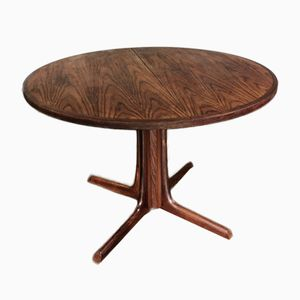 Mid-Century Danish Rosewood Dining Table by Niels O. Møller for Gudme Mobelfabrik