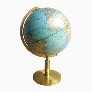 Beleuchteter Globus von Paul Oestergaard für Columbus, 1970er