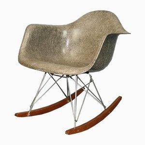 RAR Schaukelstuhl von Charles & Ray Eames für Zenith Plastics, 1950er