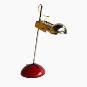 Vintage Desk Lamp by Robert Sonneman for Luci Italia