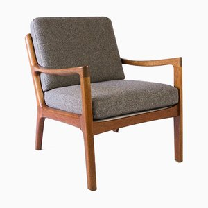 Senator Easy Chair by Ole Wanscher for France & Søn, 1960s