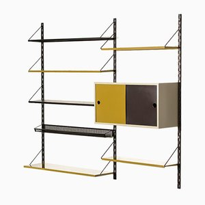Mid-Century Modular Wall Unit by Tjerk Reijenga for Pilastro