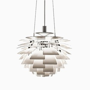 Buy chandeliers by poul henningsen at pamono vintage ph artichoke chandelier by poul henningsen for louis poulsen aloadofball Image collections