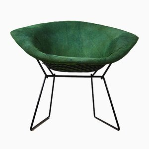 Chaise Diamond par Harry Bertoia pour Knoll, 1950s