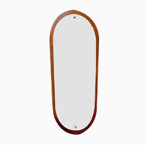 Mid-Century Scandinavian Mirror