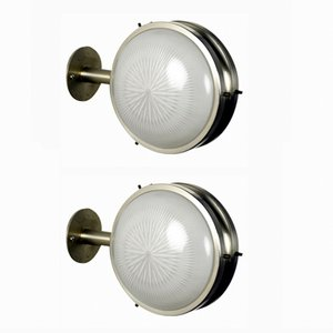 Gamma Wall Lamps by Sergio Mazza for Artemide, 1960s, Set of 2