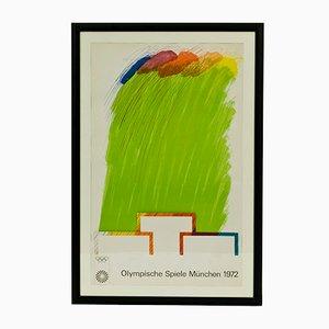 Poster des Jeux de Munich par Richard Smith, 1972