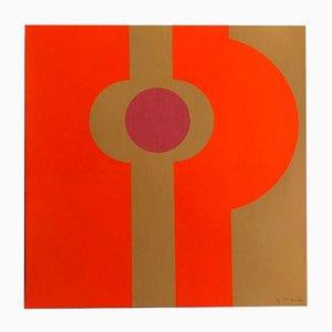 Construction Ed. 230 par Gerlinde Beck pour Panderma, 1971