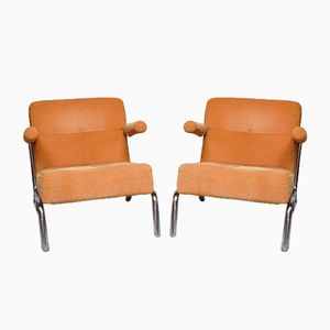 Armchairs from Brühl, 1980s, Set of 2