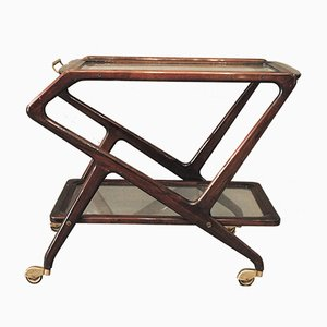Drinks Trolley by Cesare Lacca, 1950s