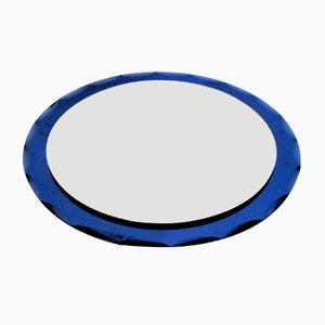 Circular Mirror from Cristal Art, 1950s