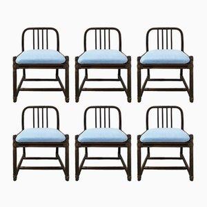 Stühle von McGuire, 1970er, 6er Set