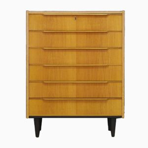 Vintage Ash Chest of Drawers