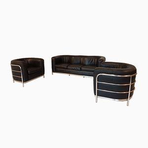 Onda Sofa Set by Paolo Lomazzi, Gionatan de Pas, and d'Urbino for Zanotta, 1980s