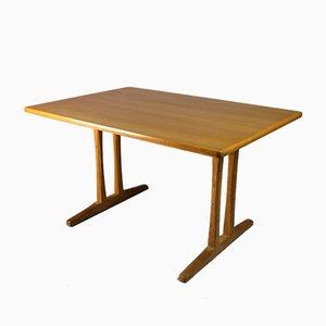 Vintage C18 Tisch von Børge Mogensen für FDB
