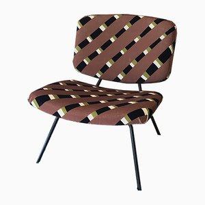 CM 190 Chairs von Pierre Paulin für Thonet, 1950, 2er Set