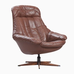 Vintage Silhouette Sessel von H.W. Klein für Bramin
