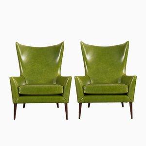 Sessel von Paul McCobb für Custom Craft, 1950er, 2er Set