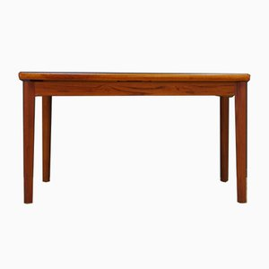 Danish Teak Dining Table by Grete Jalk, 1960s