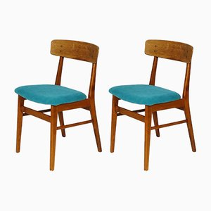 Mid-Century Danish Modern Dining Chairs from Farstrup Møbler, Set of 2