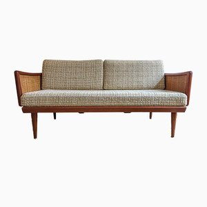 FD 451 Sofabed from Peter Hvidt & Orla Mølgaard-Nielsen for France & Søn, 1960s