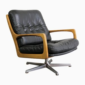 Mid-Century Lounge Chair by Eugen Schmidt, 1960s