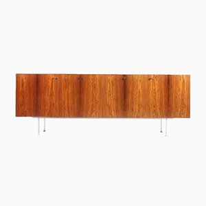 Vintage Sideboard in Rosewood by Poul Nørreklit for Georg Petersens